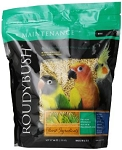 Roudybush Maintenance 10lb - Crumbles, Mini, Small, Medium