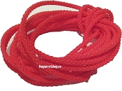 Superior Poly Rope - Red 5ft