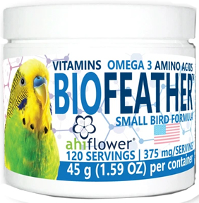 Equa Holistics - BioFeather Small Birds 45g