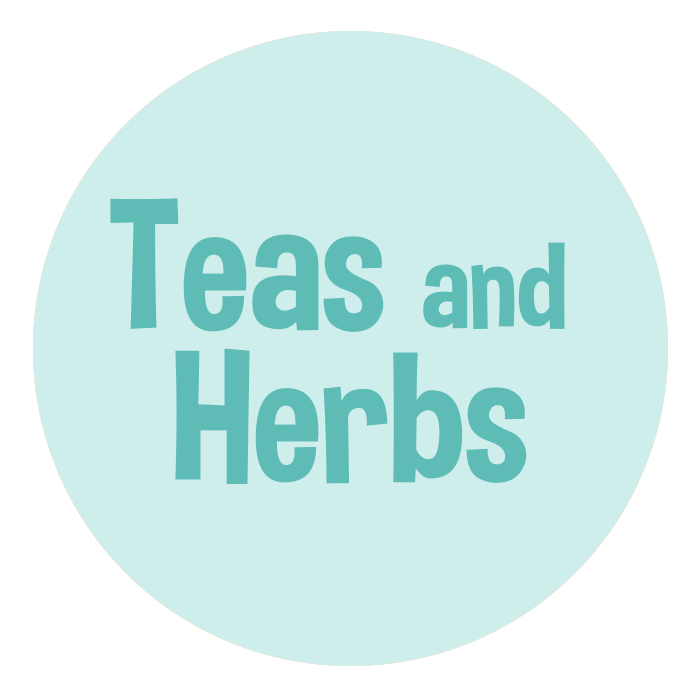 TEAS AND HERBS