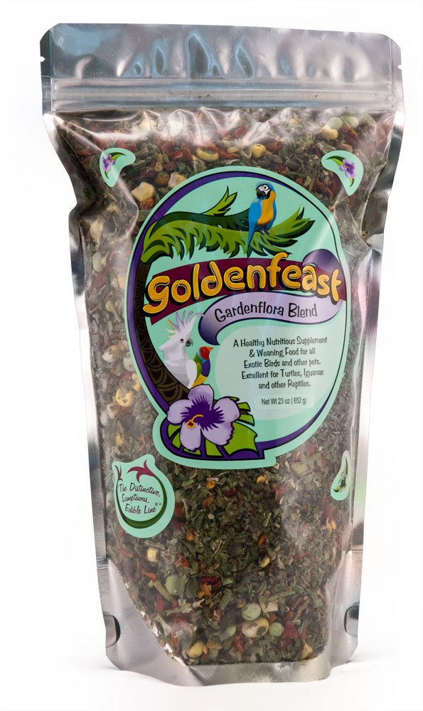 Goldenfeast Gardenflora 9oz