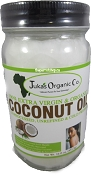 Juka's Organic Coconut Oil 16oz