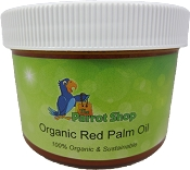 Organic & Sustainable Red Palm Oil 8oz