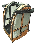 Pak-o-Bird Travel Carrier - Large - Special Order