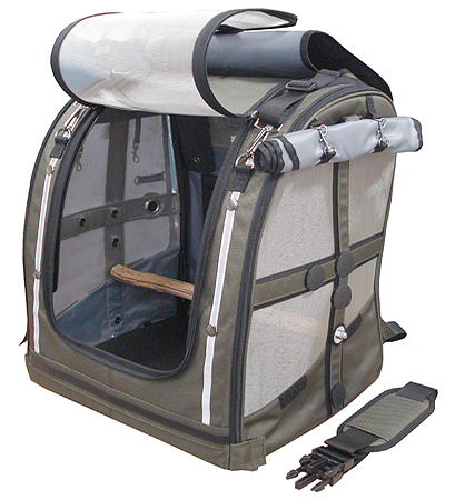 Pak-o-Bird Travel Carrier - Extra Small - In Stock