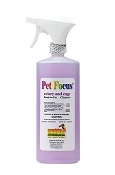 Pet Focus Bird Cage Cleaner - Spray Bottle