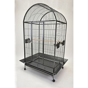 Economy Dome Top Parrot Cage 40