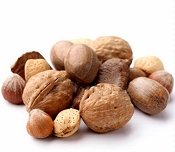 Mixed Nuts in Shell 1/2 lb