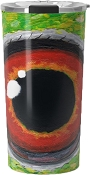 Amazon Parrot Eye Travel Mug 20oz: PRE-ORDER