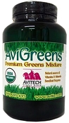 AviGreens Organic Superfood Green Mix 4oz