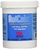 AviCalm - Calming Supplement: 4oz, 8oz, 16oz