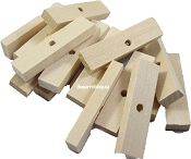 Thin Basswood Slices - 2