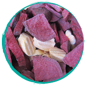 Tango's Freeze Dried Beets & Carrots