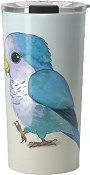 Blue Quaker Travel Mug 20oz: PRE-ORDER
