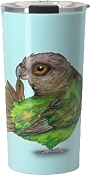 Brown Headed Parrot Travel Mug 20oz: PRE-ORDER