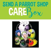 Eternal Flights Parrot Rescue - Care Box