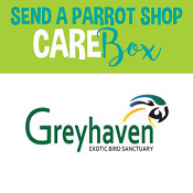 Greyhaven Exotic Bird Sanctuary - Care Box