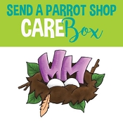 M & M Exotic Pet and Avian Rescue - Care Box