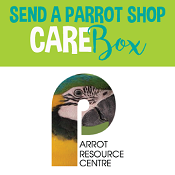 Parrot Resource Centre - Care Box