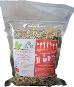China Prarie Products - Avian FRESH Diet Parrot Food- Psittacine (Sprouts only) 1lb