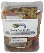 Christine's Chop Shop - Healthy Pasta Blend Kit (Nuts and Spice)