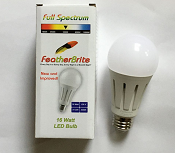 FeatherBrite 16 watt LED Full Spectrum Bulb