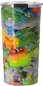 For the Love of Parrots Travel Mug 20oz: PRE-ORDER