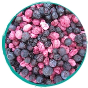 Tango's Freeze Dried - Blueberries & Pomegranate
