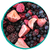 Tango's Freeze Dried Berry Blend