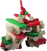 Holly Jolly Cork Trio - Made to Order