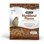 Zupreem Nut Blend Medium Cockatiel/Conure 2lb