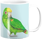 Panama Amazon Coffee Mug 11oz: PRE-ORDER