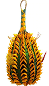 Pineapple Forager - Small, Medium