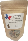 Texas Natural Freeze Dried Chunky Chop