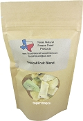 Texas Natural Freeze Dried Tropical Fruit Blend