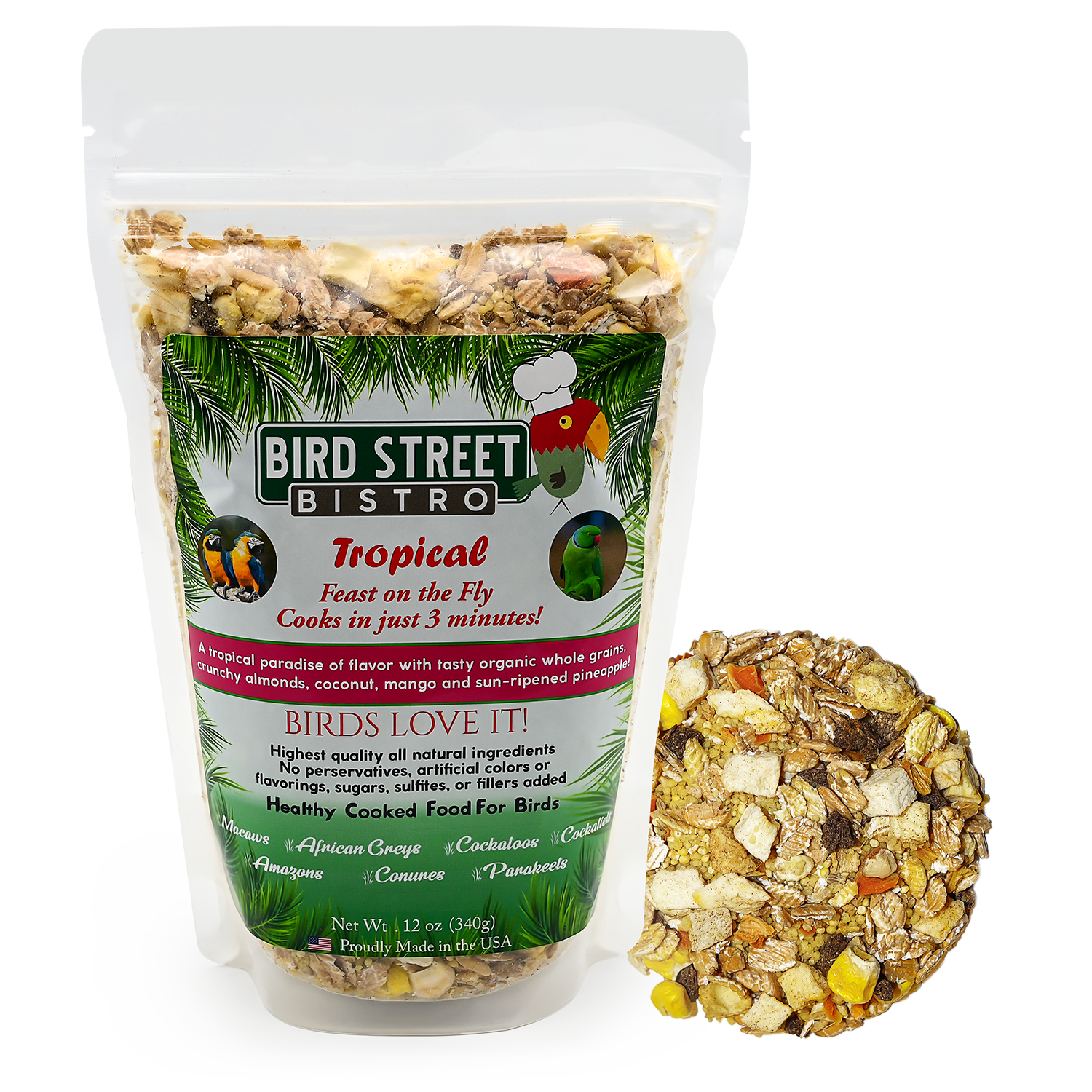 Bird Street Bistro - Tropical Feast on the Fly 12oz