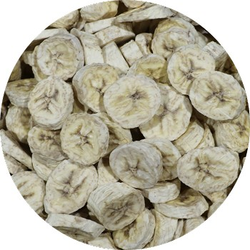 myParrotopia - Freeze Dried Banana Slices