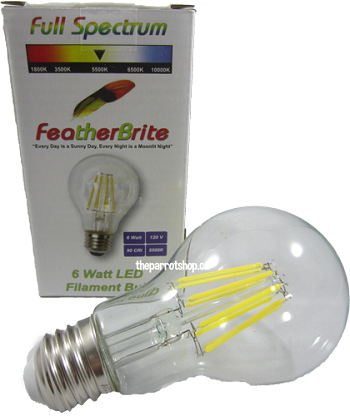 FeatherBrite LED UV Blue  Bulb - Night Light
