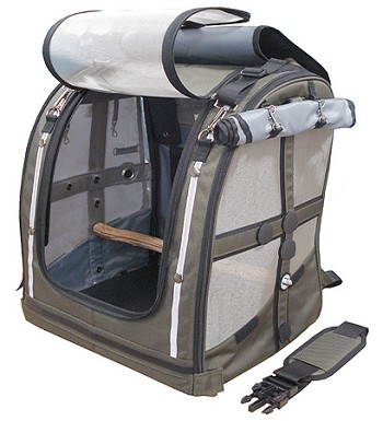 Pak-o-Bird Travel Carrier - Small Size