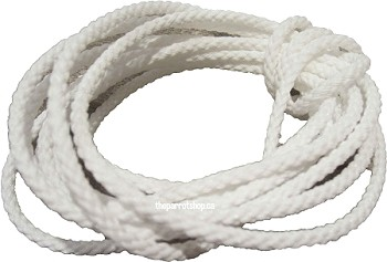 Superior Poly Rope - White 10ft