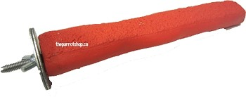Safety Pumice Perch Straight- Medium