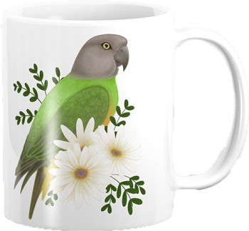 Senegal Parrot Coffee Mug 11oz