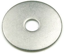 "1.5"" Stainless Steel Washers"